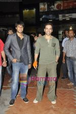 Tusshar Kapoor promote SHor in The City in Inorbit Mall, Malad, Mumbai on 16th April 2011 (4).JPG