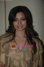 Shama Sikander at SNDT Chrysalis fashion show in lalit intercontinental, Mumbai on 18th April 2011 (2).JPG