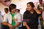 Vivek oberoi, mahesh Manjrekar at Sachin Ahir Bodybuilding championship in Worli, Mumbai on 18th April 2011 (28).JPG