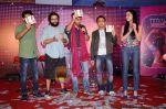 Bumpy, Taaha Shah, Ram Sampat, Shraddha Kapoor at Luv Ka The End press meet in Yash Raj Films on 19th April 2011 (2)~0.JPG
