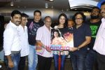 Sunidhi Chauhan, Shamir Tandon, Anandji promotes her latest album Heart Beat with Enrique Iglesias at Planet M (2).JPG