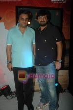 Wajid at the launch of singer Apoorv_s album in Vie Lounge on 21st April 2011 (2).JPG