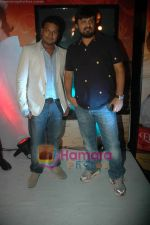 Wajid at the launch of singer Apoorv_s album in Vie Lounge on 21st April 2011 (5).JPG
