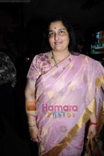Anuradha Paudwal at Food Food channel bash hosted by Sanjeev Kapoor in Bunglow 9 on 22nd April 2011 (5).JPG
