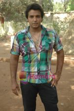 at Bhojpuri film Damad Chahi Fokat Mein shoot in Madh on 22nd April 2011 (48).JPG