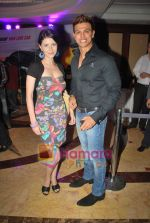 Sahil Khan at the launch special issue of BBC Top Gear magazine in Taj Land_s End on 27th April 2011 (3).JPG