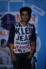 Rahil Tandon at the Premiere of Men will be Men in PVR, Juhu, Mumbai on 28th April 2011 (2).JPG