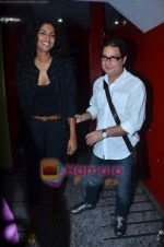 Vinay Pathak, Sheetal Mallar at Vinay Pathak_s special screening of Chalo Dilli in PVR on 28th April 2011 (4).JPG