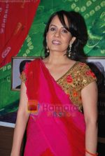 Manesha Agarwal at the launch of Manesha Agarwal_s album Padaro Mhare Dess.. in Parel on 2ns May 2011 (12).JPG