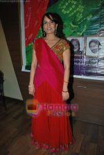 Manesha Agarwal at the launch of Manesha Agarwal_s album Padaro Mhare Dess.. in Parel on 2ns May 2011 (14).JPG