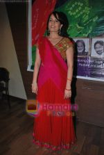 Manesha Agarwal at the launch of Manesha Agarwal_s album Padaro Mhare Dess.. in Parel on 2ns May 2011 (15).JPG