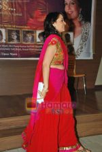 Manesha Agarwal at the launch of Manesha Agarwal_s album Padaro Mhare Dess.. in Parel on 2ns May 2011 (2).JPG