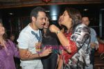Rohit Roy, Anu Ranjan at Suhas Awchat_s Goa Portuguesa launch in Lokhandwala on 5th May 2011 (11).JPG