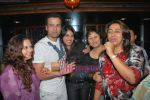 Rohit Roy, Anu Ranjan at Suhas Awchat_s Goa Portuguesa launch in Lokhandwala on 5th May 2011 (2).JPG