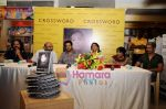 Amole Gupte, Govind Nihalani, Divya Dutta, Gurdas Mann, Priya Dutt, Nalini Dutta, Atul Kulkarni at Divya Duttas mom Nalini_s book launch in Crossword, Mumbai on 8th May 2011 (51).JPG