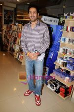 Gurdas Mann at Divya Duttas mom Nalini_s book launch in Crossword, Mumbai on 8th May 2011 (46).JPG