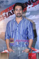 Rannvijay Singh at Louis Phillipe Speed challenge in Oberoi Mall on 12th May 2011 (2).JPG