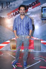 Rannvijay Singh at Louis Phillipe Speed challenge in Oberoi Mall on 12th May 2011 (3).JPG