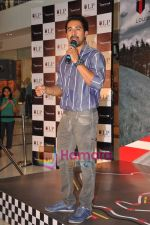 Rannvijay Singh at Louis Phillipe Speed challenge in Oberoi Mall on 12th May 2011 (39).JPG