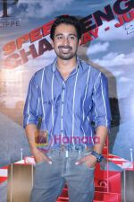 Rannvijay Singh at Louis Phillipe Speed challenge in Oberoi Mall on 12th May 2011 (5).JPG