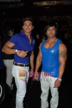 saahil with yash birla at Rohit Bal_s bday bash in Veda on 12th May 2011.JPG