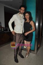 Rohit Khurana, Rashmi Desai at Uttaran success bash in Juhu, Mumbai on 14th May 2011 (4).JPG