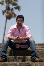 Chirag Paswan Shoots for his debut film One and Only in Bandra Fort on 15th May 2011 (3).jpg