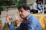 Anup Jalota at Anup Jalota_s film Neil Ko Pakadna on location in Filmcity on 16th May 2011 (2).JPG