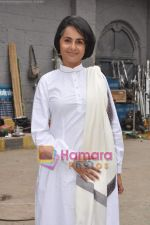 Kitu Gidwani On location of Ek Bura Admi in Filmistan on 16th May 2011 (12).JPG