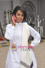 Kitu Gidwani On location of Ek Bura Admi in Filmistan on 16th May 2011 (5).JPG