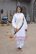 Kitu Gidwani On location of Ek Bura Admi in Filmistan on 16th May 2011 (6).JPG