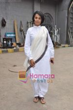 Kitu Gidwani On location of Ek Bura Admi in Filmistan on 16th May 2011 (7).JPG