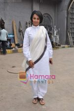 Kitu Gidwani On location of Ek Bura Admi in Filmistan on 16th May 2011 (8).JPG