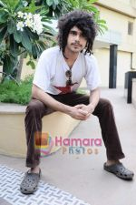 Imaad Shah at 404 film press meet in Novotel on 17th May 2011 (8).JPG