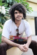 Imaad Shah at 404 film press meet in Novotel on 17th May 2011 (9).JPG