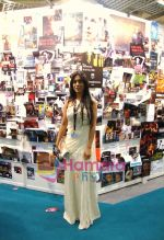 Reeth wearing Neeta Lulla_s Gown on the Red Carpet in Cannes on 18th May 2011.JPG