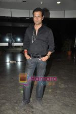 Rohit Roy at Kashmakash special screening in Whistling woods on 18th May 2011 (2).JPG