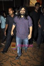 Pritam Chakraborty at Ready live mad concert announcement in Novotel, Juhu, Mumbai on 20th May 2011 (4).JPG