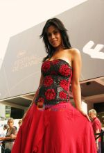 Reeth Wearing Jaya Misra_s gown on the Red Carpet in Cannes .JPG