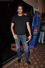 Wasim Akram at Harsha Bhogle_s book launch in Trident, Mumbai on 23rd May 2011 (3).JPG