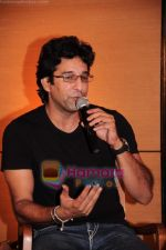 Wasim Akram at Harsha Bhogle_s book launch in Trident, Mumbai on 23rd May 2011 (6).JPG