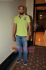 Yusuf Pathan at Harsha Bhogle_s book launch in Trident, Mumbai on 23rd May 2011 (2).JPG
