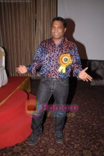 Sunil Pal at Achievers Awards in Sea Princess on 24th May 2011 (106).JPG