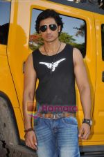 Shiv Pandit at Shaitan film photo shoot in Mehboob Studios on 25th May 2011 (6).JPG