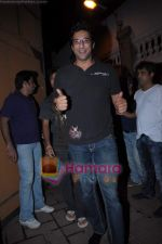 Wasim Akram at Karan Johar_s birthday bash from Mannat on 25th May 2011 (27).JPG