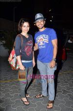 Soha Ali Khan, Kunal Khemu before the Kunfu Panda show in Cinemax on 26th May 2011 (5).JPG