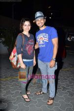 Soha Ali Khan, Kunal Khemu before the Kunfu Panda show in Cinemax on 26th May 2011 (9).JPG