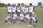 Sunil Shetty, Sohail Khan, Aashish Chaudhary, Aftab Shivdasani, Varun Badola, Vatsal Seth at Mumbai Heroes versus Boxyboyz match for CCL in Marine Lines, Mumbai on 26th May 2011 (2).JPG