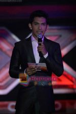 Aditya Narayan at Sony Entertainment Television announces launch of The world�s biggest singing show X Factor in Mumbai on 27th May 2011 (3).JPG