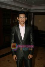 Aditya Narayan at Sony Entertainment Television announces launch of The world�s biggest singing show X Factor in Mumbai on 27th May 2011.JPG